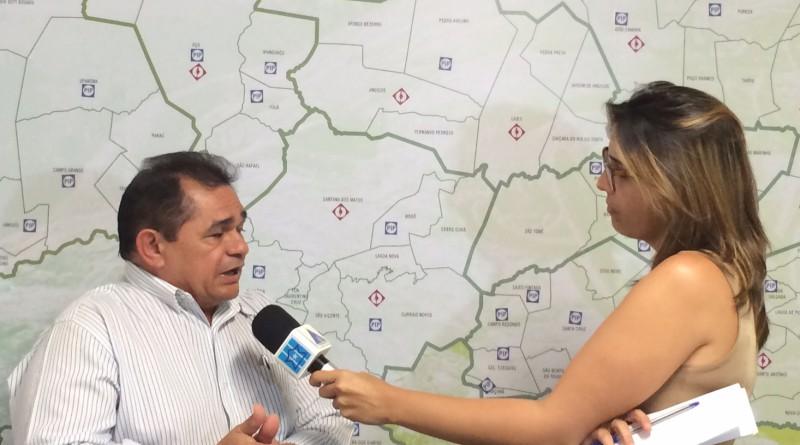 Crispiniano Neto- Presidente da Fundacao Jose Augusto