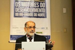 19/08/2013 – Motores do Desenvolvimento – Seminário do Motores do Desenvolvimento Indústria e Sustentabilidade – 4° Palestra Alvamar Costa de Queiroz (Superintendente Regional do IBAMA) - Foto: Alex Régis/ tribuna do Norte
