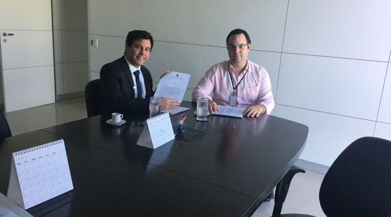 Governo recebe autorização para adutora em Caicó