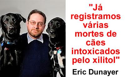 Xilitol pode ser fatal para cães