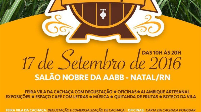Festival Potiguar Vila da Cachaça