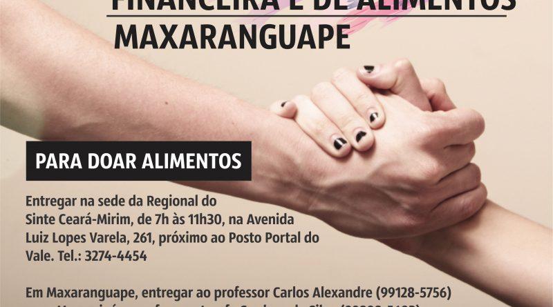 Campanha Maxaranguape