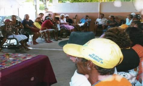 Projetos sociais da Voltalia beneficiam comunidades de idosos em Serra do Mel e Areia Branca RN