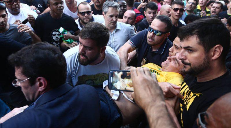 Jair Bolsonaro, candidato do PSL à Presidência, em Juiz de Fora Foto: Fabio Motta/Estadão