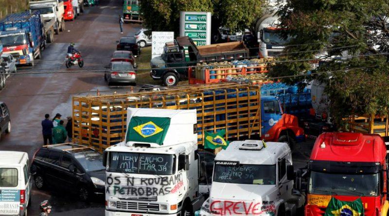 Greve dos caminhoneiros: Três meses após paralisação, categoria ainda está insatisfeita