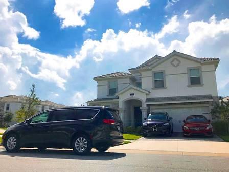 A casa de Larissa Manoela na Flórida Foto: reprodução/ instagram